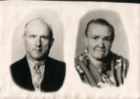 © Opa Wijnants en oma Wijnants-Baadjou