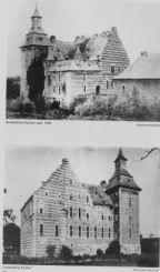 Kasteel begin vorige eeuw