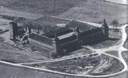 Kasteel schaesberg 1956
